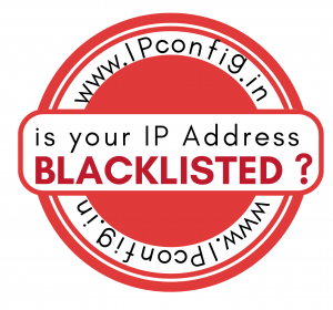 IP Address BlackList Check